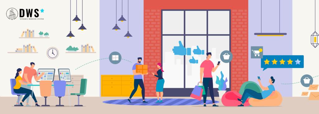DWS* by Dynamic Workplace - Core Zone