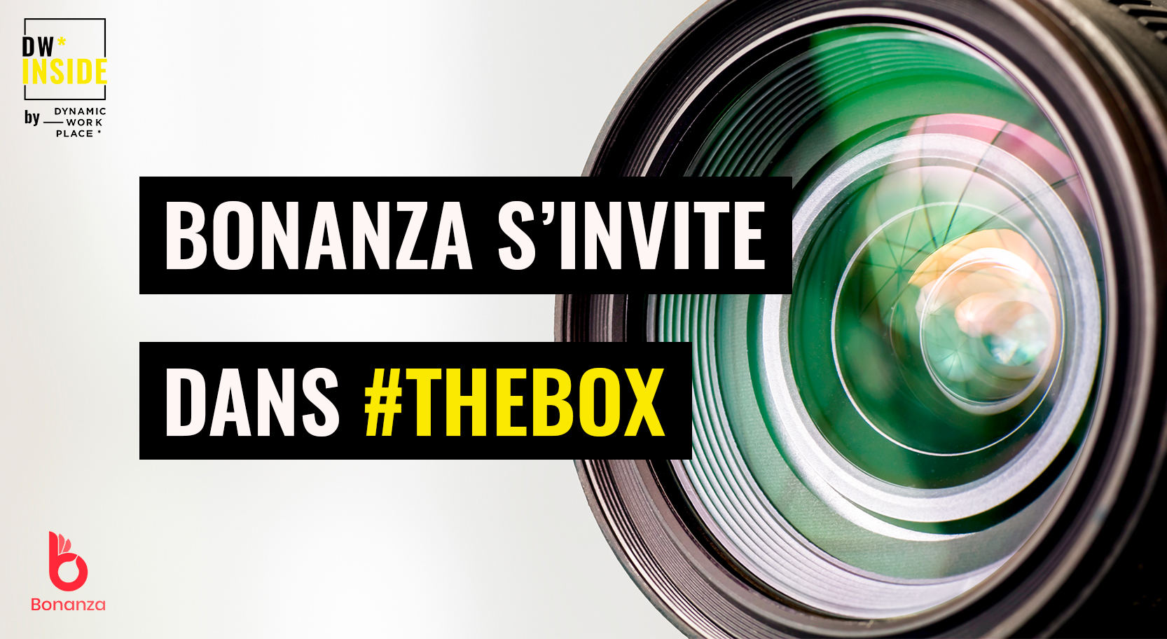 Bonanza s'invite dans #TheBox by DW* Inside