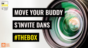 Move Your Buddy s'invite dans #TheBox