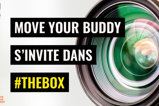 Move Your Buddy s'invite dans-thebox