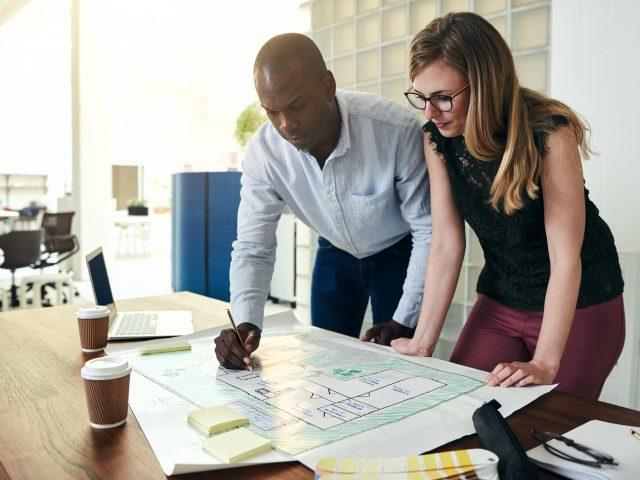 Dynamic Workplace conçoit